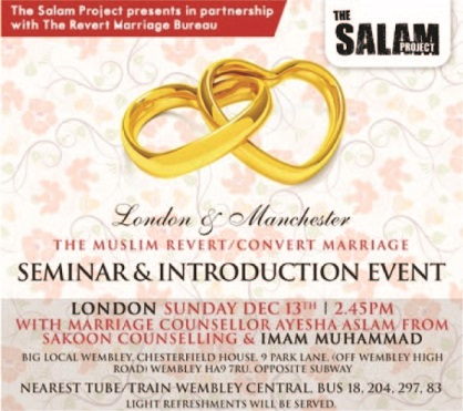 Muslim Marriage Event