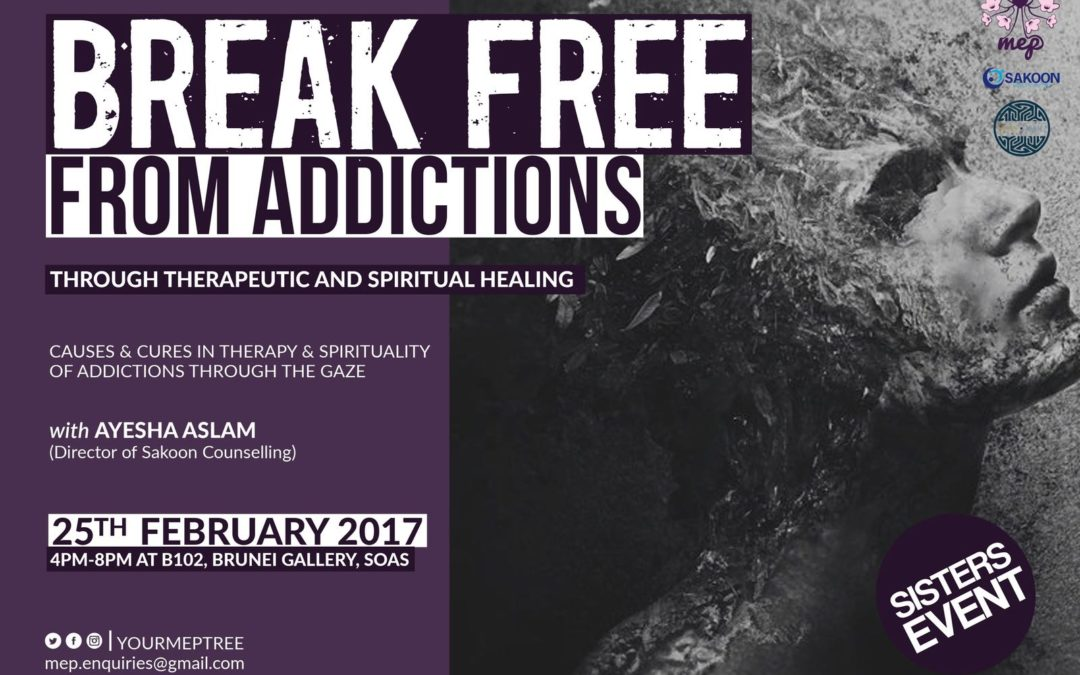 Break free from Addiction