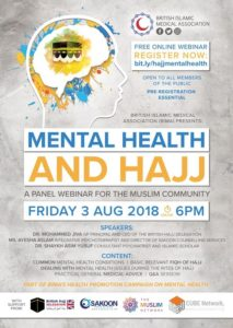 Hajj and Mental Health with Ayesha Aslam Sakoon Islamic counselling