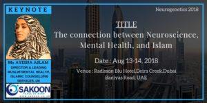 Ayesha Aslam pic Islam and Neuroscience and Mental Health