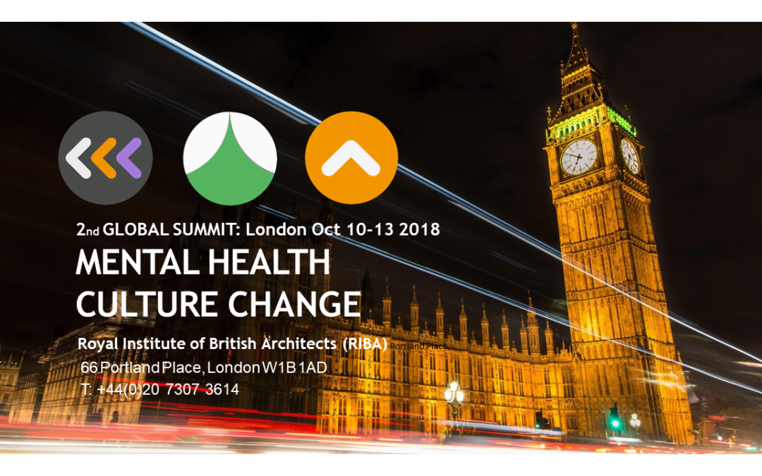 2nd Global Mental Health Summit