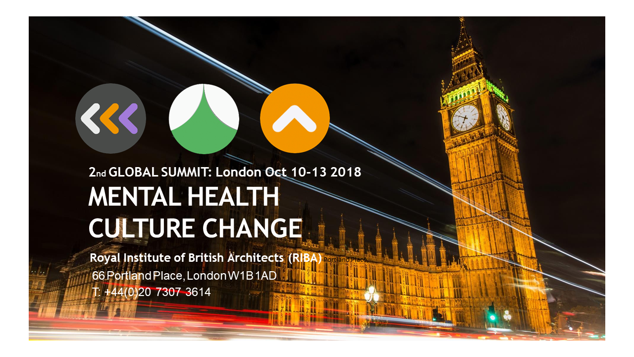 Global Mental Health Summit London