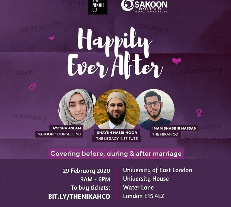 Happily Ever After 2 – Covering before, during and after marriage